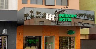 Hotel Príncipe - Joinville - Rakennus