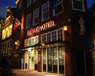 Hotel Avenue - Amesterdão - Edifício