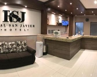 Hotel Real San Javier - Сан-Хуан-де-лос-Лагос - Рецепція