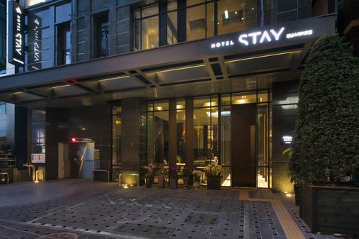 Stay Hotel Gangnam - Seoul - Toà nhà