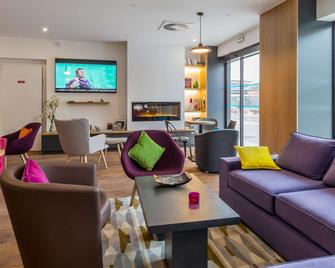 Campanile Metz Centre - Gare - Metz - Lounge