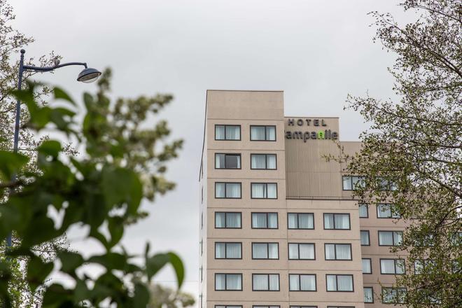 梅茨中心站鐘樓酒店 - 梅斯 - 建築