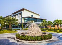 Ray Hotel - Buri Ram - Outdoor view