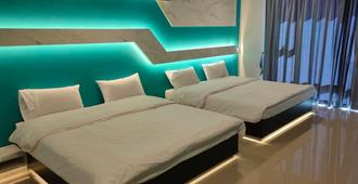 Pakodkarn Hotel (โรงแรม ปรากฏการณ์) - Bangkok - Bedroom