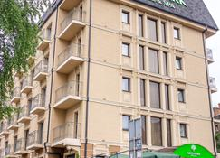 Green Park Hotel - Truskavets - Gebäude