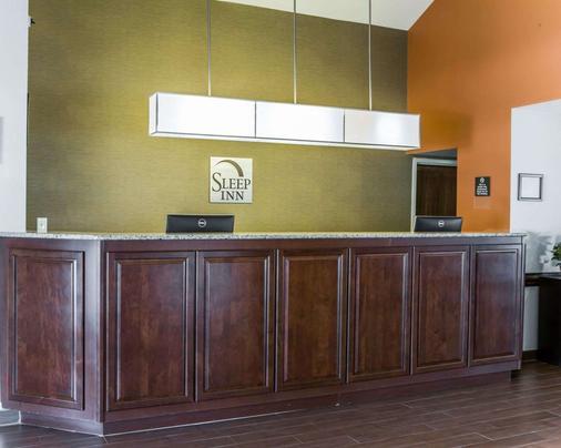 Sleep Inn Kernersville I-40 - Kernersville - Rezeption