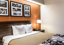 Sleep Inn Kernersville I-40 - Kernersville - Schlafzimmer