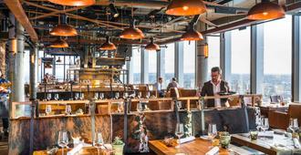 Novotel London Canary Wharf - Londres - Restaurante