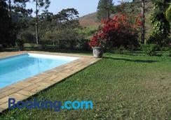 Fazenda Santo Antônio - Vassouras - Pool