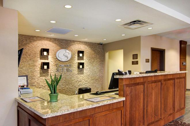 Comfort Suites Carlsbad - Carlsbad - Vastaanotto