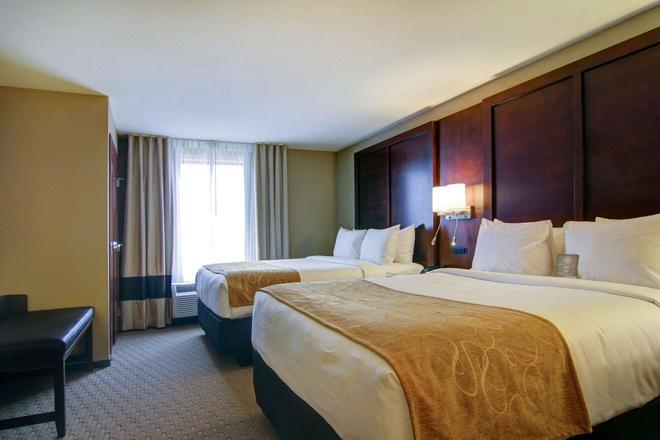 Comfort Suites Carlsbad - Carlsbad - Bedroom