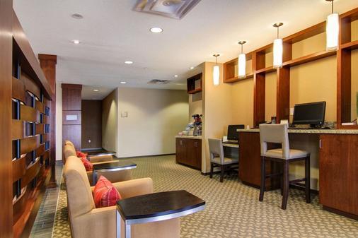 Comfort Suites Carlsbad - Carlsbad - Business Center