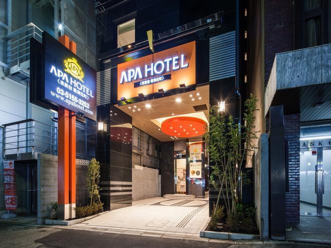 Apa Hotel Higashi-Shinjuku-Kabukicho - Tokyo - Building