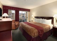 Travelodge by Wyndham Nanaimo - Nanaimo - Soverom
