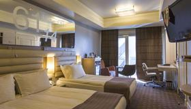 The Peak Hotel - Istanbul - Bedroom