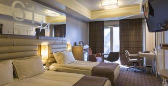 The Peak Hotel & Spa - איסטנבול - חדר שינה