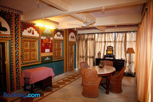 克里希納普拉卡什哈威麗傳統酒店 - 久德浦 - 焦特布爾 - 餐廳