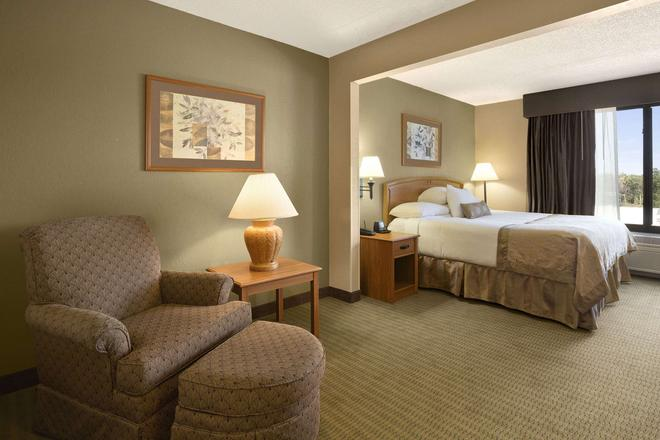 Wingate by Wyndham Little Rock - Little Rock - Bedroom