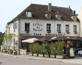 Le Relais du Morvan - Vezelay - Gebäude