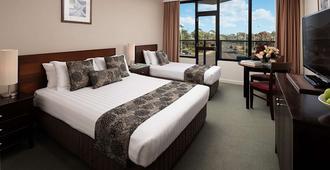 Rydges Adelaide - אדלייד - חדר שינה