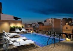 H10 Art Gallery - Barcelona - Pool