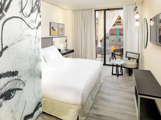 H10 Art Gallery - Barcelona - Bedroom