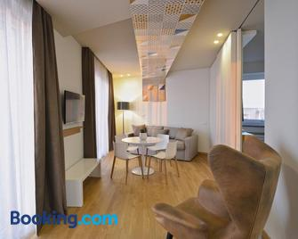 Gaura Apartments - Trapani - Huiskamer