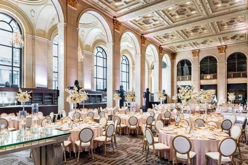 One King West Hotel & Residence - Toronto - Banquet hall