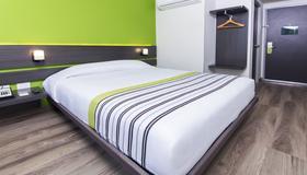 City Express Junior Bogota Aeropuerto - Bogotá - Bedroom