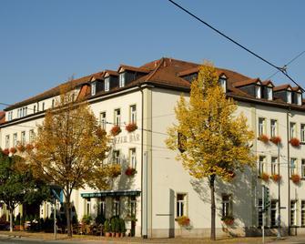 Hotel Schwarzer Bär - Єна - Building