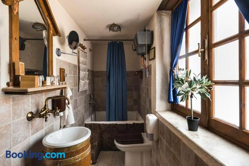 Koukos Rhodian Guesthouse - Adults Only - Rhodes - Bathroom