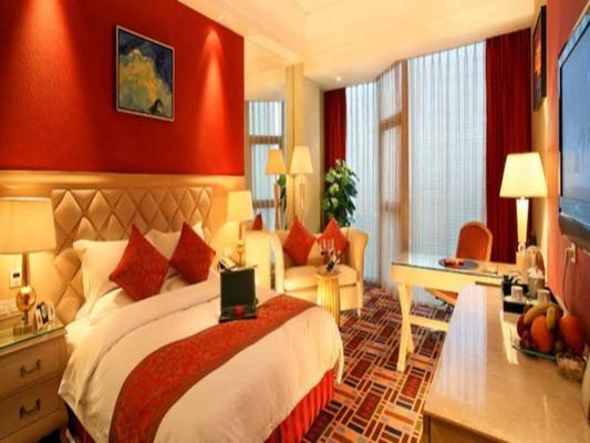 Rainbird International Hotel - Chengdu - Makuuhuone