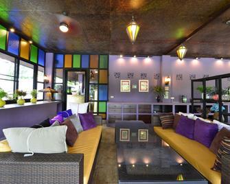 Baan Nam Ping Riverside Homestay - Hang Dong - Lounge