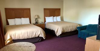 Huntsville Inn - Huntsville - Bedroom