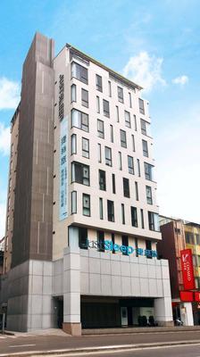Just Sleep - Lin Sen - Taipei - Gebäude