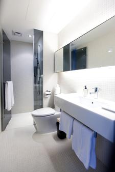 Just Sleep - Lin Sen - Taipei - Bathroom