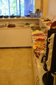 Hotel Blue Istanbul - Istanbul - Buffet