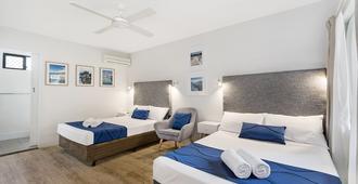 Beach House Motel - טאונסוויל - חדר שינה