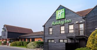 Holiday Inn Cambridge - Cambridge - Edifício