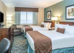 Ramada by Wyndham Saskatoon - Saskatoon - Schlafzimmer
