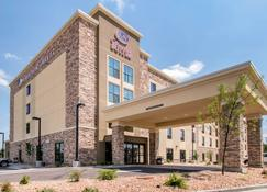 Comfort Suites Denver near Anschutz Medical Campus - Aurora - Rakennus