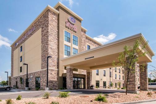 Comfort Suites Denver near Anschutz Medical Campus - Aurora - Building