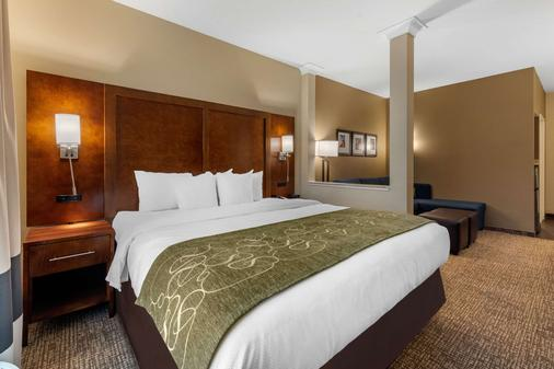 Comfort Suites Denver near Anschutz Medical Campus - Aurora - Bedroom