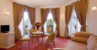 Grand Hotel Moderne - Lourdes - Stue