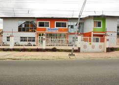 De Revelation Hotel - Port Harcourt - Bâtiment