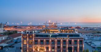 Porto Palace Hotel - Thessaloniki - Building