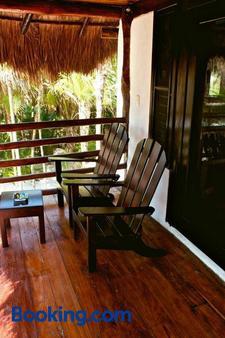 Playa Selva - Tulum - Balcony