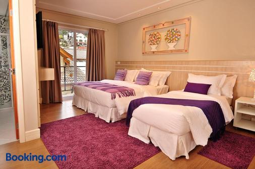 Annecy Pousada - Campos do Jordão - Bedroom