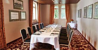 Steigenberger Inselhotel - Konstanz - Meeting room