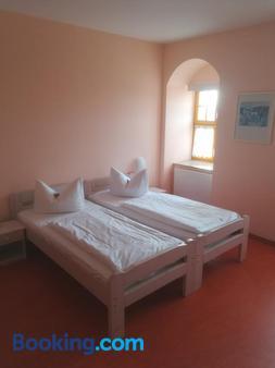 Hotel Altes Salzamt - Bad Dürrenberg - Bedroom